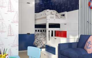 Дизайн двухкомнатной квартиры: 20 фото идей