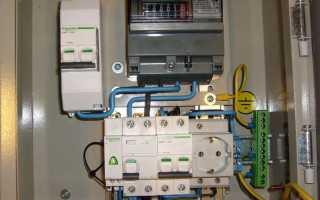 Проводка в гараже (58 фото): схема и монтаж электропроводки своими руками