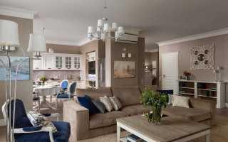 Студия в стиле «Прованс» (29 фото): декор маленькой квартиры