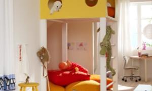 Детская на мансарде (41 фото): варианты оформления для подростка