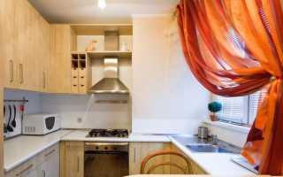 Дизайн маленькой кухни 4 кв. м с холодильникомм (31 фото): интерьер в хрущевке