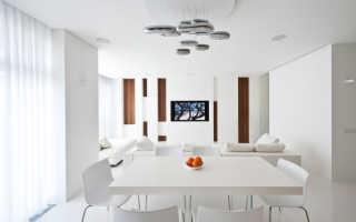 Белый кухонный стол (78 фото): практичен ли стол глянец для кухни