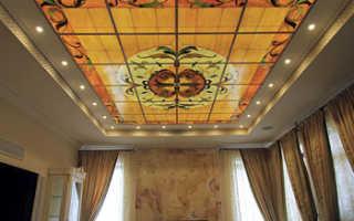 Витражные потолки (60 фото): витражи с подсветкой на потолке в стиле «лофт»