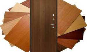 Двери с ламинатом (41 фото): обшивка входных и межкомнатных конструкций и отделка откосов, как обшить дверное полотно своими руками
