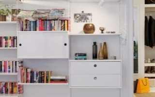 Открытые шкафы (52 фото): полуоткрытые модели без дверей с одной боковой полкой для одежды