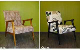 Ремонт кресел (32 фото): перетяжка и реставрация своими руками, обивка и починка