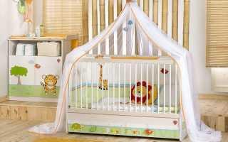 Бортики в кроватку для новорожденных (79 фото): нужны ли борты в круглую кроватку, какие размеры выбрать