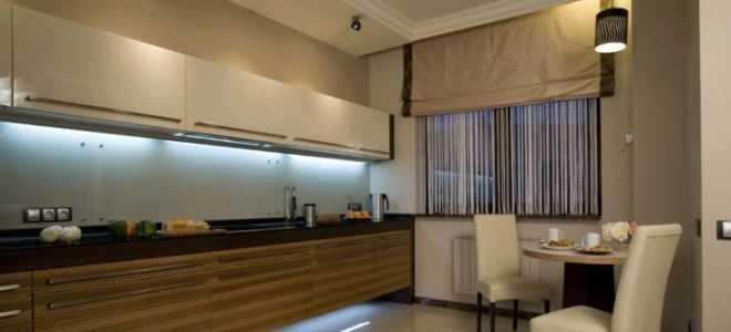 Светильники над рабочей поверхностью для кухни (53 фото): свет для подсветки зоны кухонного стола