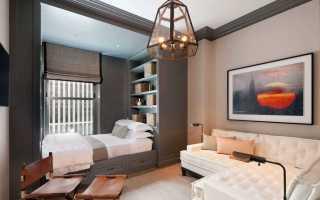 Дизайн спальни 18 кв м в современном стиле: фото оригинальных идей