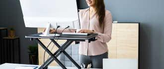 10 вариантов работы за столом: стоя, сидя, лежа