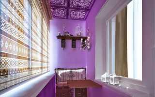 Обшить балкон своими руками: отделка и утепление пластиком, обшиваем гипсокартоном