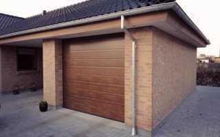 Подъемные гаражные ворота: автоматические самодельные складные ворота для гаража, размеры конструкций и особенности ремонта