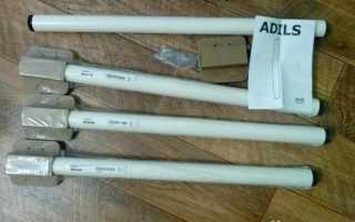 Ножки для стола (54 фото): регулируемые складные варианты от Ikea