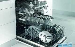 Встраиваемая посудомойка 60 см: какая лучше среди встроенных моделей