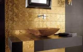 Керамическая плитка с орнаментом: модели с геометрическим узором в дизайне интерьера