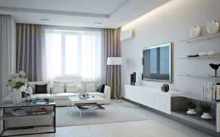 Белая мебель для гостиной (48 фото): классика в интерьере, оформление комнаты в современном стиле