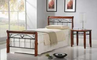 Односпальные кровати (81 фото): одноместная модель с матрасом, белая или черная