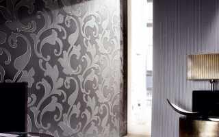 Текстильные обои (61 фото): что это такое, ткань вместо обоев
