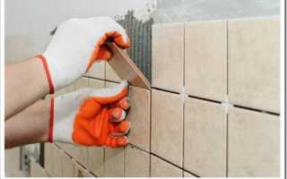 Размеры плитки: стандартные параметры керамических и кафельных изделий для стен
