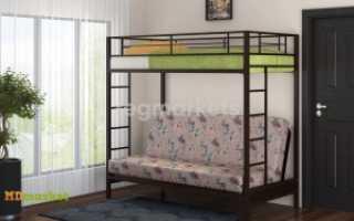 Детские двухъярусные кровати с диваном (65 фото): двухъярусная модель с диваном внизу для детей