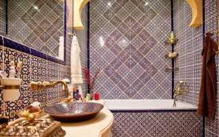 Марокканская плитка ( 52 фото): коллекция керамической плитки в стиле «Марокко»