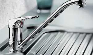 Капает кран в ванной: как починить однорычажный смеситель