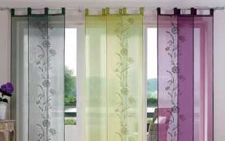 Японские шторы (57 фото): панельные шторы в японском стиле в интерьере