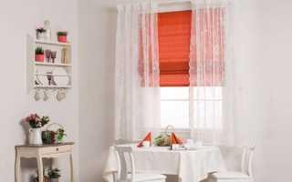 Римские шторы на кухню (78 фото): современный дизайн