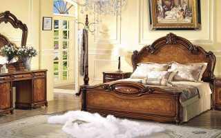 Спальни из массива дерева (91 фото): как выбрать мебель из натуральной древесины