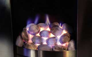 Газовый камин (76 фото): напольный для квартиры на баллонном газе для отопления, горелка своими руками