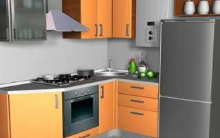 Мебель для маленькой кухни (90 фото): как расставить кухонную мебель на площади 6 кв. м