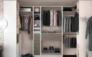 Гардеробная в квартире (45 фото): устройство гардероба в интерьере малогабаритной лоджии, как выглядит оформление