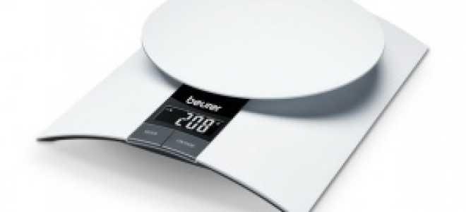 Кухонные весы Beurer: электронные и настенные, отзывы