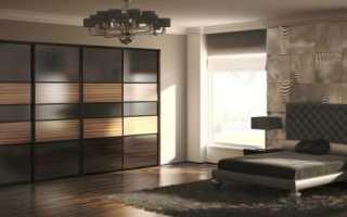 Встроенный шкаф-купе в спальне (56 фото): дизайн встраиваемого углового красивого шкафа