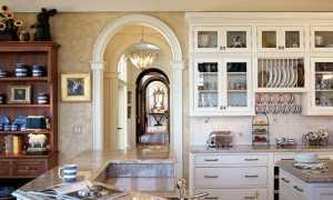 Арка из гипсокартона (60 фото): красивый дизайн дверных проемов с подсветкой в зал и кухню