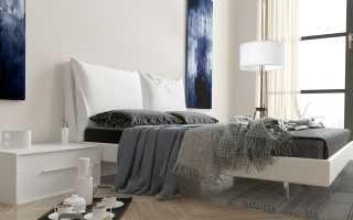 Пол в спальне (48 фото): как выбрать напольное покрытие