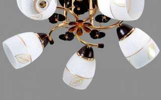 Современные светильники: дизайнерские потолочные модели в стиле хай-тек
