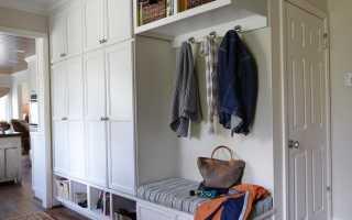 Встраиваемые прихожие (69 фото): идеи дизайна мебели в узкую прихожую и нишу