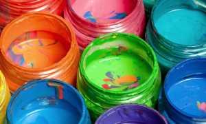 Чем разбавить акриловую краску (53 фото): как выбрать растворитель, можно ли развести водой, если краска засохла или слишком густая