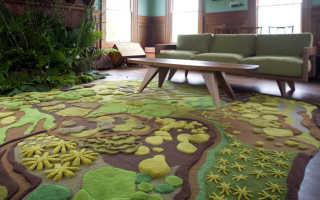 Ковры (107 фото): красивые напольные изделия на пол, что такое палас, плетеные и вышитые изделия в интерьере дома
