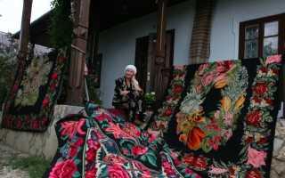 Молдавские ковры: классические овальные модели из полипропилена на пол из Молдавии