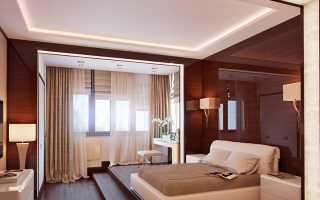 Подиум в спальне (21 фото): как сделать своими руками, дизайн в интерьере