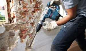 Демонтаж штукатурки: как снять декоративное покрытие со стен