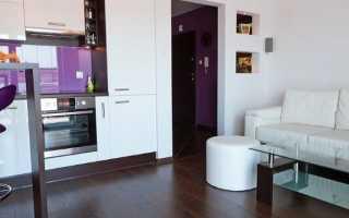 Мебель для маленькой кухни: 15 фото идей