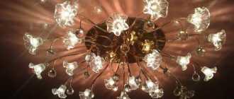 Как выбирать люстры (98 фото): красивые потолочные светильники