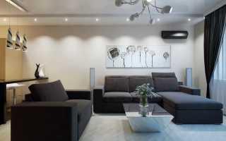 Дизайн двухкомнатной квартиры 70 кв.м (29 фото): проект интерьера 2-комнатной квартиры