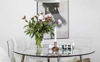 Стеклянные столы Ikea (19 фото): белые модели со столешницей из стекла