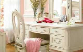 Детский туалетный столик: игрушечный стол для детей, деревянная мебель в комнату подростка, отзывы