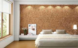 Пробковые обои (49 фото): идеи стен в интерьере, характеристика изделий в рулонах под пробку