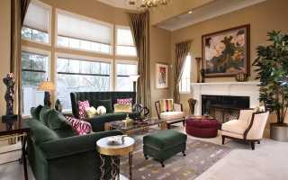 Зеленый диван (57 фото): сочетание темно-зеленого и изумрудного цвета в интерьере, экокожа и бархат, дизайн кабинета